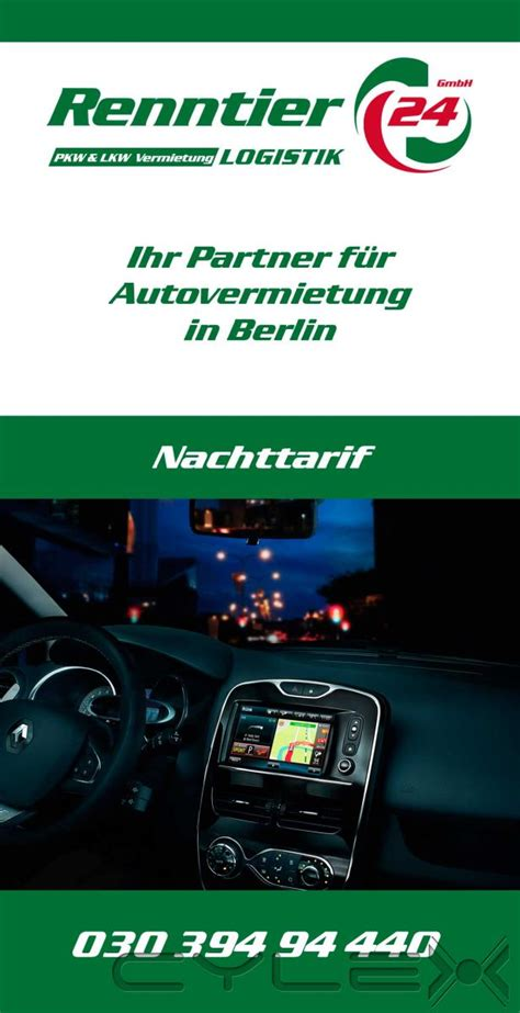 auto mieten berlin renntier 24 logistik gmbh autovermietungen in berlin moabit 214 ffnungszeiten