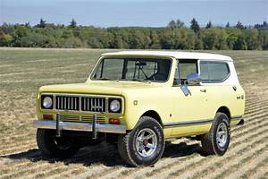 No Reserve  1975 International Harvester Scout Ii For Sale