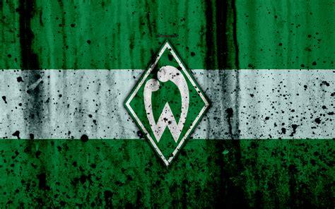Bremen (bundesliga) günel kadro ve piyasa değerleri transferler söylentiler oyuncu istatistikleri fikstür haberler. Download wallpapers FC Werder Bremen, 4k, logo, Bundesliga ...
