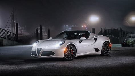 2015 Alfa Romeo 4c Spider 3 Wallpaper