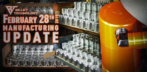 Manufacturing Update February 28, 2019