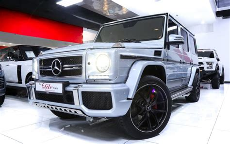 Unless otherwise noted, all vehicles shown on this website are offered for sale by licensed motor vehicle dealers. Mercedes G63//amg 2017 for Sale in Dubai, AED 389,000 , Silver,Sold