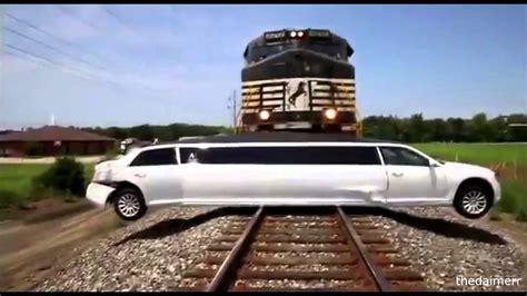 Train Crash Compilation Part 8