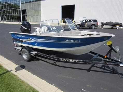 Starcraft Fishing Boats Reviews by Starcraft Aluminum Boats For Sale Used