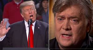 Trump Lawyer Warns Bannon Of 'Imminent' Legal Action Over ...
