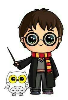 hedwig and harry potter more harry