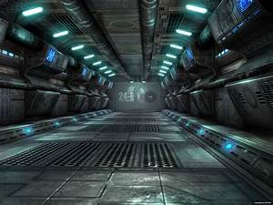 Sci-Fi Spacecraft Interior - Pics about space | Spaceship ...