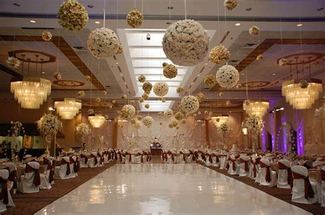 10 budget wedding reception decoration ideas