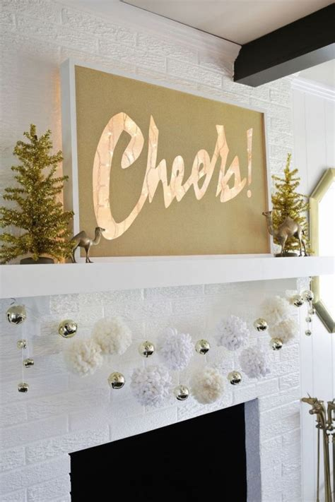 shining marquee signs ideas  christmas decor digsdigs