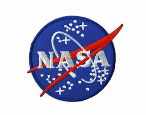 NASA Logo DIY Applique Iron on Patch from DIYMINT on Etsy ...