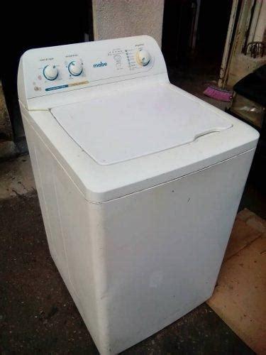 lavadora automatica kg mabe anuncios julio clasf