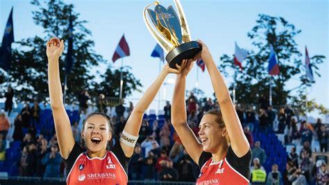 Eiropas čempiones un Samoilovs/Šmēdiņš turpinās ar 4 ...