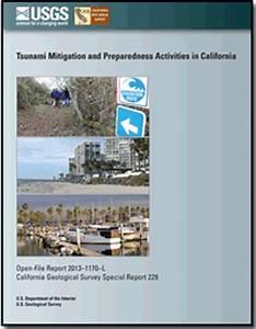 Tsunami Mitigation and Preparedness Activities in California