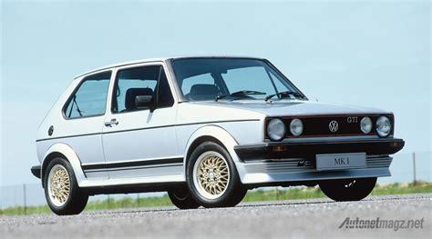 Gambar Mobil Volkswagen Golf by Volkswagen Golf Mk1 Autonetmagz Review Mobil Dan