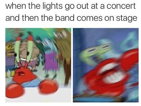 Mr Krabs Meme - panic at the disco spongebob tumblr