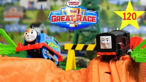 The Biggest! Thomas And Friends The Great Race # 120