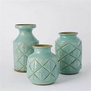 Avron Ceramic Vases west elm