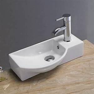 Lave Main Rectangulaire : catgorie lavabo et vasque page 1 du guide et comparateur d ~ Premium-room.com Idées de Décoration