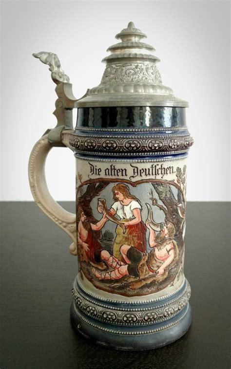 golden age  german beer steins elizabeth appraisals