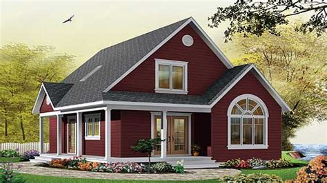 Cottage House Plans by Small Cottage House Plans With Porches Simple Small House