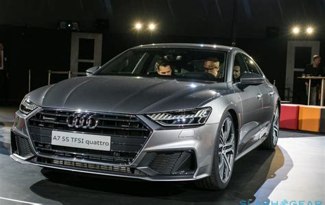 Audi A7 2019 by 2019 Audi A7 Sportback Revealed Everything You Need To