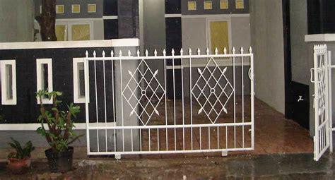 gambar model teralis pagar minimalis desainrumahnyacom
