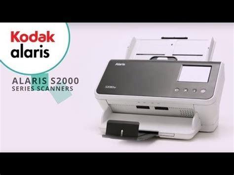 scanner de bureau scanners de bureau innovants série s2000 alaris alaris