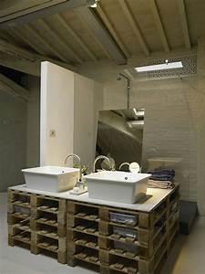 Salle De Bain Originale : idee salle de bain originale maison design ~ Preciouscoupons.com Idées de Décoration