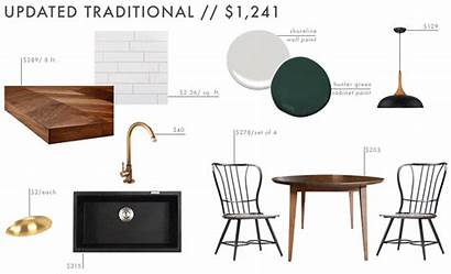 Kitchen Budget Friendly Henderson Emily Moodboard Affordable