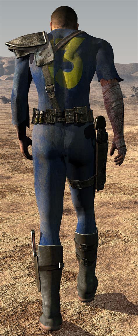 fallout 3 jumpsuit armored vault 13 jumpsuit fallout wiki fandom powered