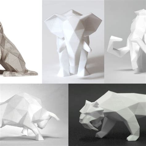 object  poly animal collection cults