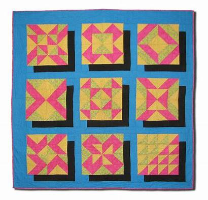 Quilt 3d Sampler Quick Pattern Patterns Block