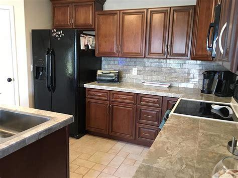 kitchen cabinet reviews amp testimonials 579 brownstone 48