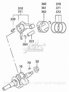 Robin  Subaru Sp170 Parts Diagram For Crankshaft