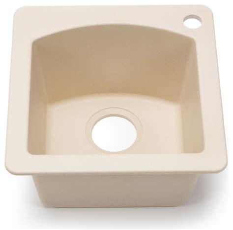 blanco silgranit bar sink blanco silgranit biscotti dual mount bar sink