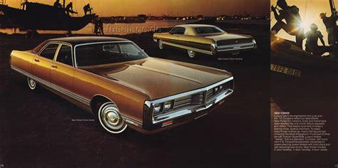 72 Chrysler New Yorker by 1972 Chrysler