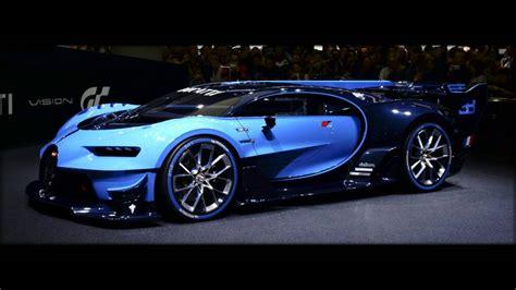 Bugatti Concept Car by Bugatti Chiron Concept Car 2016