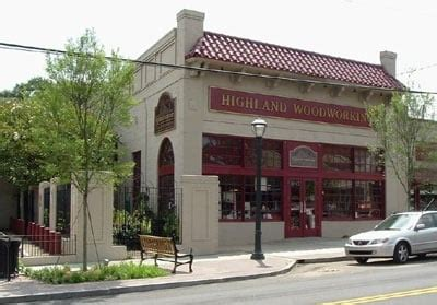 highland woodworking hardware stores