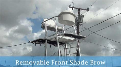 Boat Tower Fabrication by Custom Aluminum Fabrication Of Boat Towers And Boat T Tops