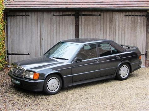 Just looking – Mercedes-Benz 190E 2.3-16 Cosworth | Evo