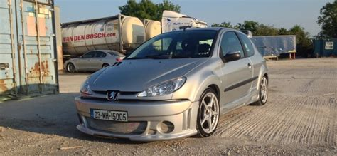 Peugeot 206 For Sale by Modified 2003 Peugeot 206 For Sale For Sale In Ashbourne