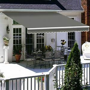 Diy, Retractable, Manual, Awning, Canopy, Outdoor, Patio, Garden, Sun, Shade, Shelter, Uk