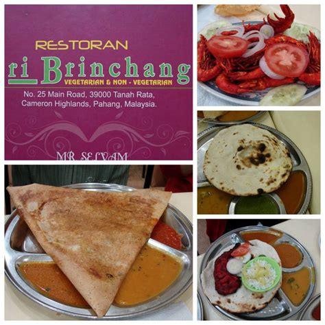 cuisine hindou india quartier hindou georgetown malaisie