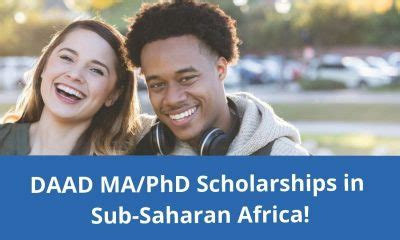 2021 DAAD In-Country In-Region Competitive Masters & PhD ...