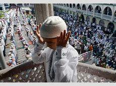 Eid alFitr celebrated around the world BBC News