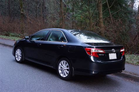 2014 Toyota Camry Review by 2014 Toyota Camry Xle Road Test Review Carcostcanada