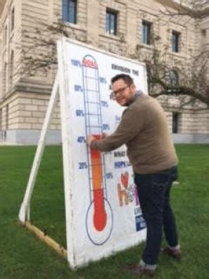 news local united goal thermometer update