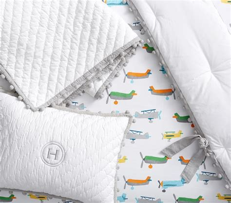 Pottery Barn Airplane Bedding by Asher Airplane Baby Bedding Pottery Barn