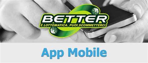 lottomatica mobile better lottomatica app android e ios scarica la