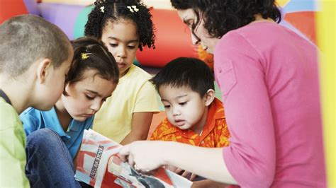 child care early childhood education  care
